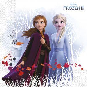 Servilletas frozen 2
