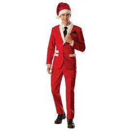 Disfraz traje papa noel