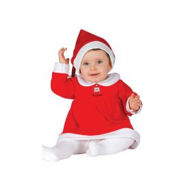 Disfraz mama noel baby 6-12 meses