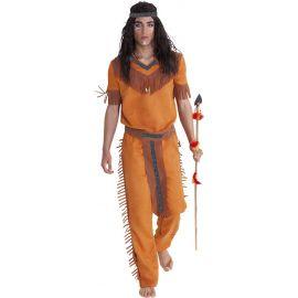 Disfraz indio siux adt