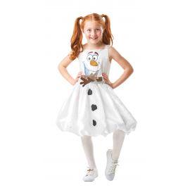 Disfraz olaf frozen 2 vestido