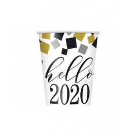 Vasos happy 2020