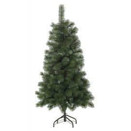 Arbol de navidad 120cm 160 ramas pie met