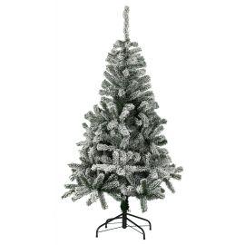 Arbol de navidad nevado 120cm 180 ramas