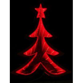 Arbol rojo luz 20cm