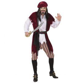 Disfraz pirata del caribe adt