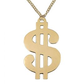 Collar dollar liso