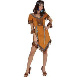 Disfraz india cheroke