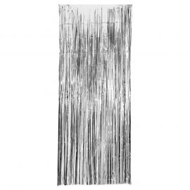 Cortina plata 1x2.40