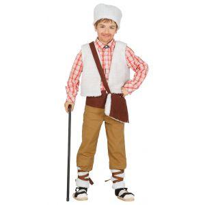 Disfraz pastor 1-2 años