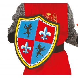 Escudo medieval inf gomaeva 30x35cm
