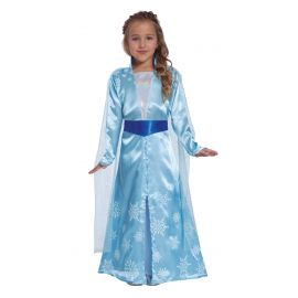Disfraz princesa de hielo inf