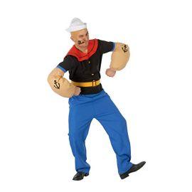 Disfraz marinero forzudo ad