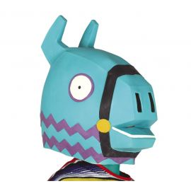 Mascara llama latex