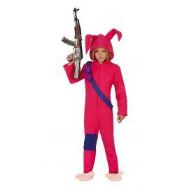 Disfraz conejito soldado inf