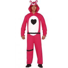 Disfraz oso rosa ad