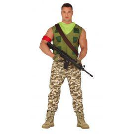 Disfraz mercenario gamer ad