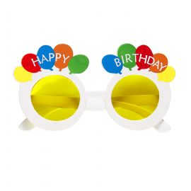 Gafas feliz cumple