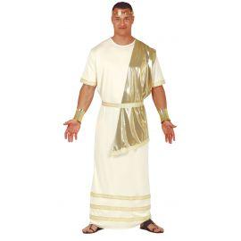 Disfraz romano blanco