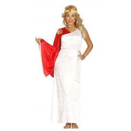 Disfraz romana terciopelo ad