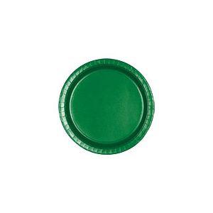 Platos 22,8cm verde