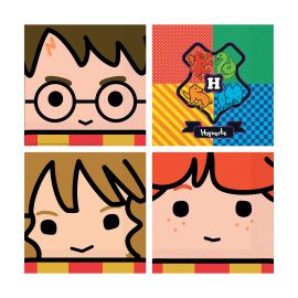 Servilletas personajes harry potter