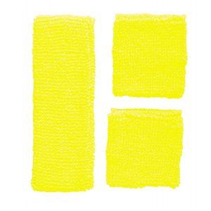 Set banda y pulseras amarillas