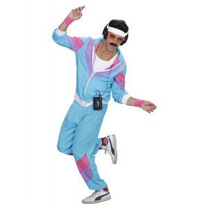 Disfraz chandal años 80