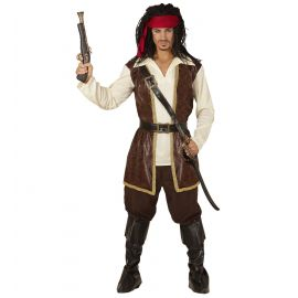 Disfraz pirata camisa deluxe