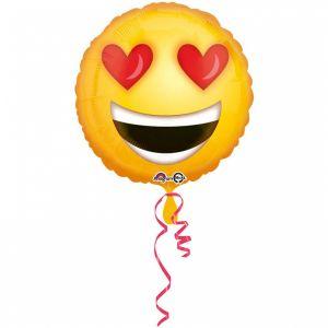 Globo helio smile amoroso