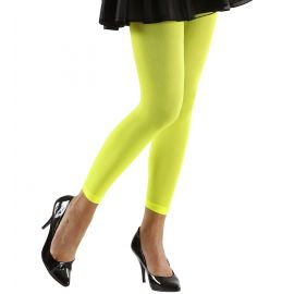 Leggings fluor verde