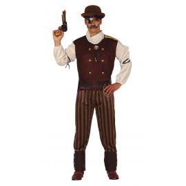 Disfraz chico steampunk ad