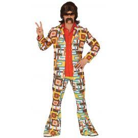 Disfraz años 70 ad traje