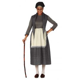 Disfraz abuela ad