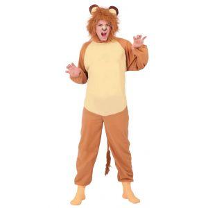 Disfraz leon ad gu