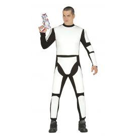 Disfraz soldado espacial ad