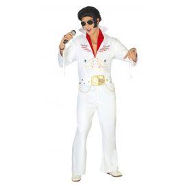 Disfraz rey del rock ad
