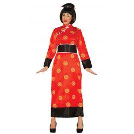 Disfraz china gu