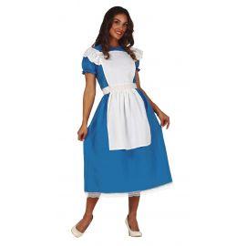 Disfraz alicia azul