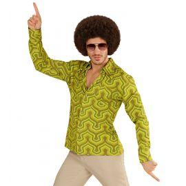 Camisa setentera verde l/xl