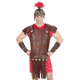 Armadura marron griego romano