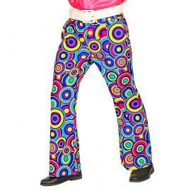 Pantalon setentero azul l/xl