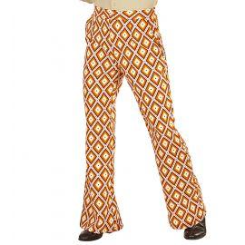 Pantalon setentero rombos l/xl