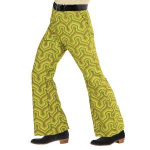 Pantalon setentero verde l/xl