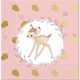 Servilletas bambi