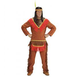 Disfraz indio pro