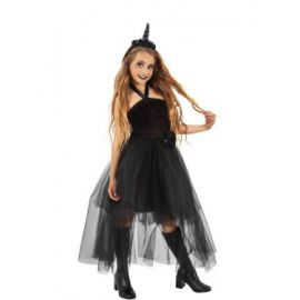 Disfraz unicornio negro