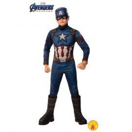 Disfraz capitan america premium