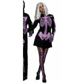 Disfraz skeletina