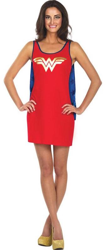 disfraz-wonder-woman-vestido